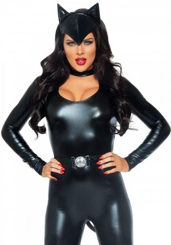 Sexy poesjes pak voor dames-1