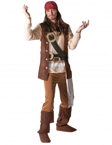 Captain Jack Sparrow™ kostuum voor mannen