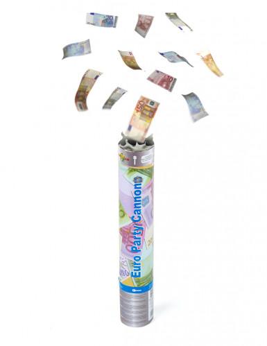 Confetti kanon euro's