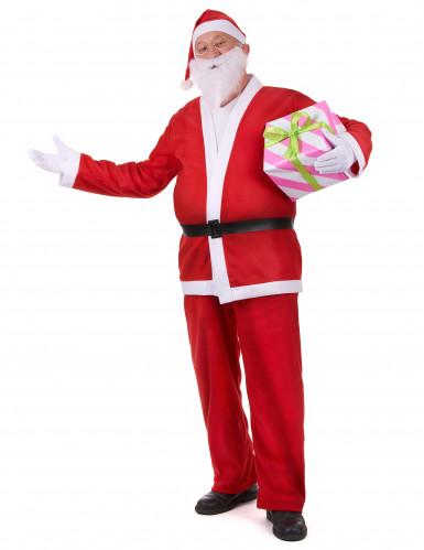 Kerstman pak voor volwassen-1