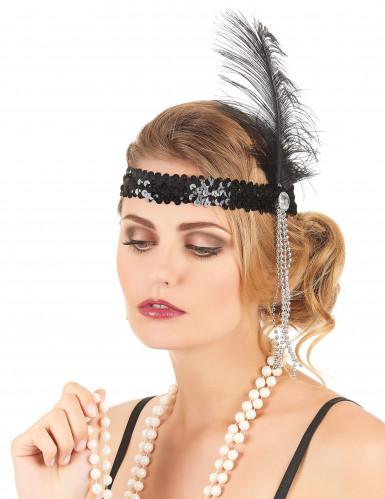 Charleston haarband voor volwassenen-1