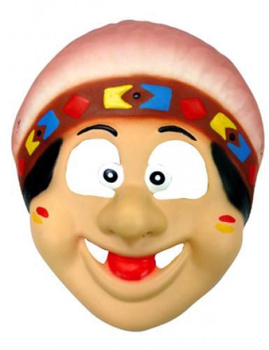 Indianenmasker voor kinderen
