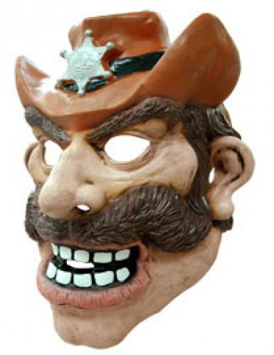 Cowboymasker voor volwassenen-1