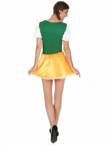 Dirndl jurk voor volwassenen-2