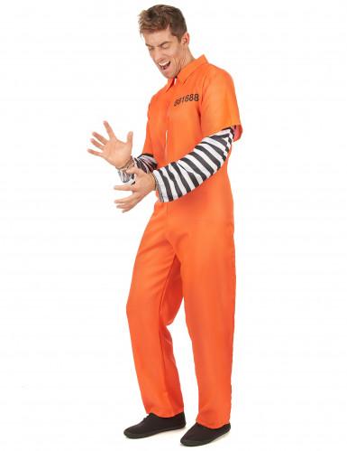 Gevangene kostuum voor mannen-1