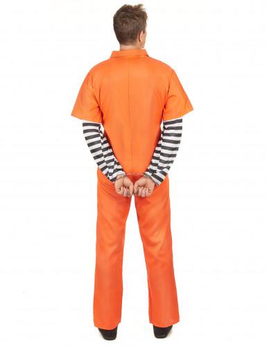 Gevangene kostuum voor mannen-2