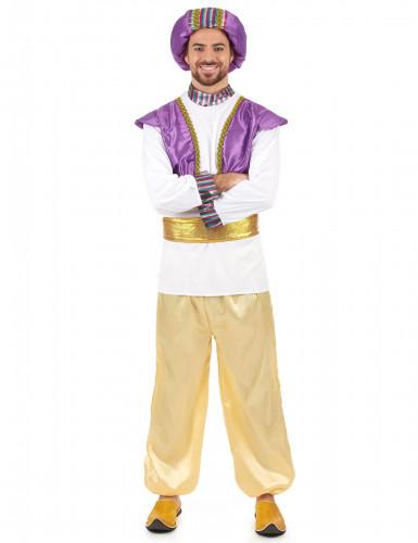 Kostuum van een sultan voor mannen