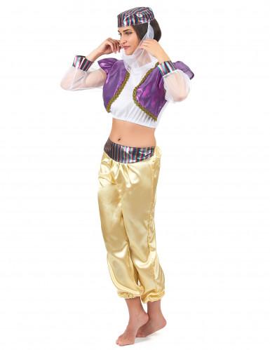 Kostuum van een oosterse danseres voor dames-1