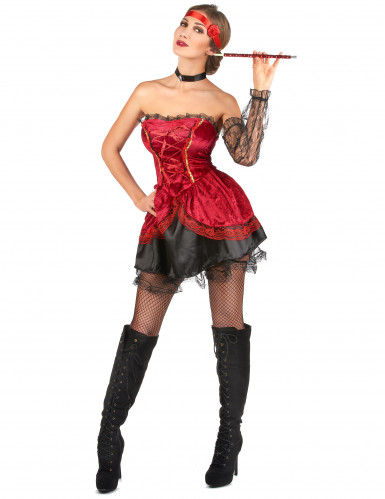 Cabaret kostuum voor vrouwen