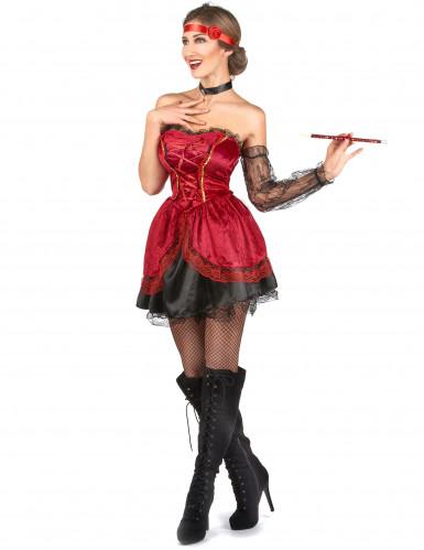Cabaret kostuum voor vrouwen-1