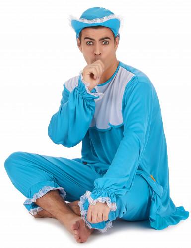 Blauw baby kostuum voor mannen-1