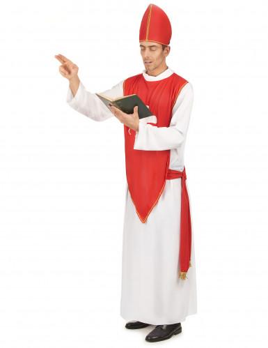 Kardinaalskostuum voor mannen-1