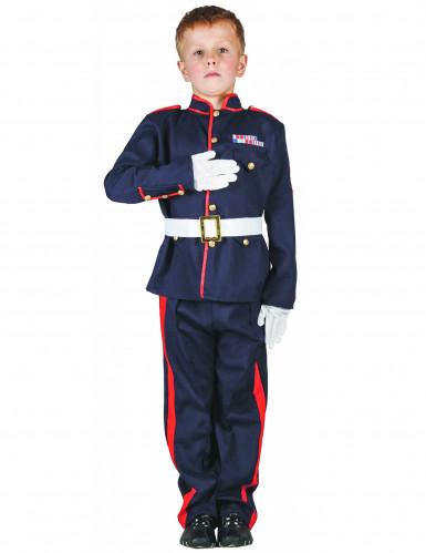 Soldaten pak voor kinderen