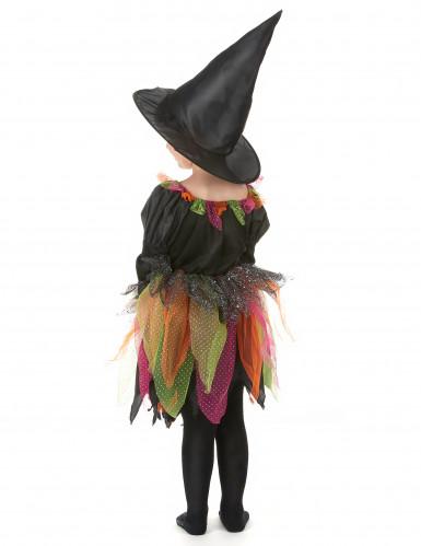 Toverheks kostuum voor kinderen-2