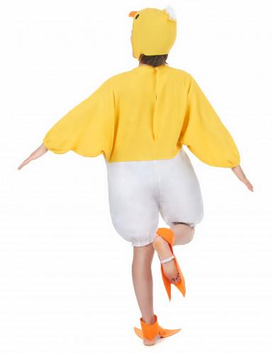 Kuiken pak voor kinderen-2