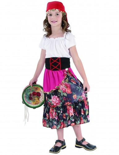 Zigeunerinnenkostuum voor kinderen
