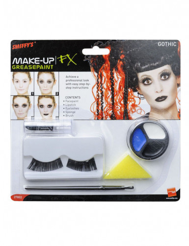 Gothic make-up kit-1