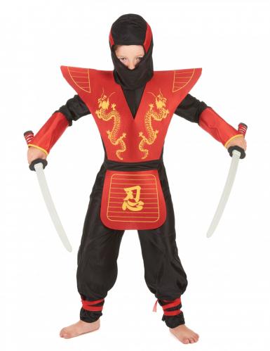 Draken ninjakostuum voor jongens