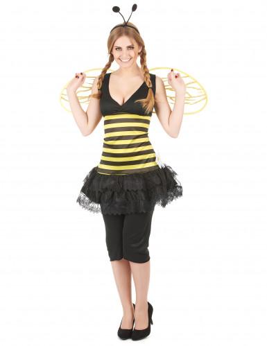 Sexy bijen kostuum voor vrouwen