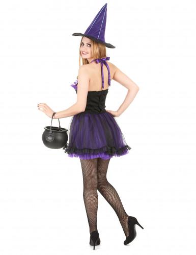 Sexy heksenkostuum voor vrouwen-2