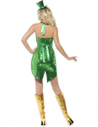 Sexy Ierse outfit voor dames St Patrick's Day-1