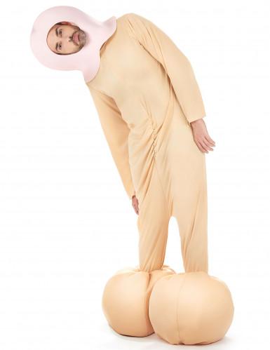 Piemel kostuum voor volwassenen-1