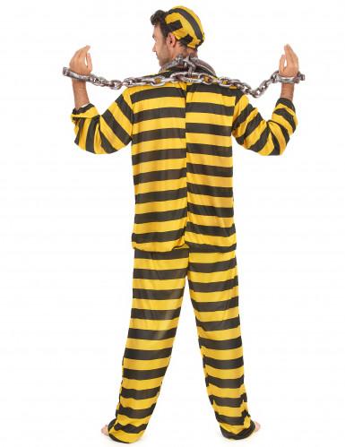 Gele gevangenisplunje voor volwassenen-2