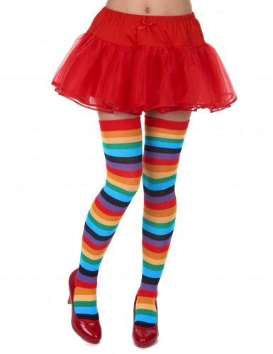 Clownsokken voor vrouwen