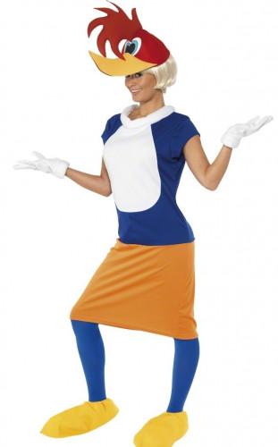 Woody Woodpecker™ kostuum voor vrouwen