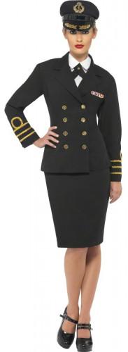 Stewardessenkostuum voor vrouwen