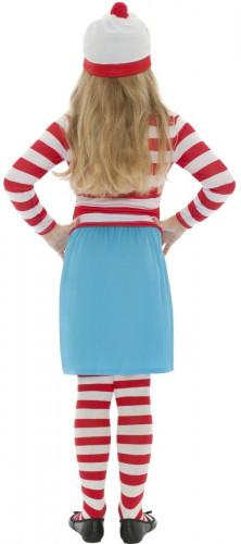 Waar is wally™-kostuum voor meisjes-1
