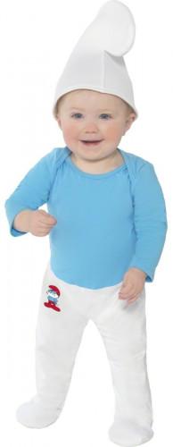 Smurfen™-kostuum voor baby's