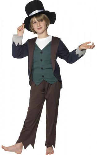 Kostuum uit het Victoriaanse tijdperk voor jongens
