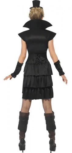Kostuum van vampier Steam Punk Halloween voor dames-1