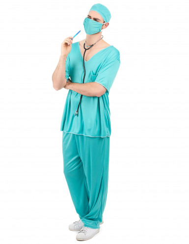 Verpleegster en dokter koppelkostuum-1