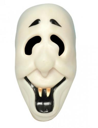 Lachend spookmasker voor volwassenen