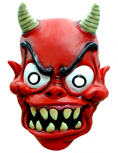Demon masker voor volwassenen Halloween