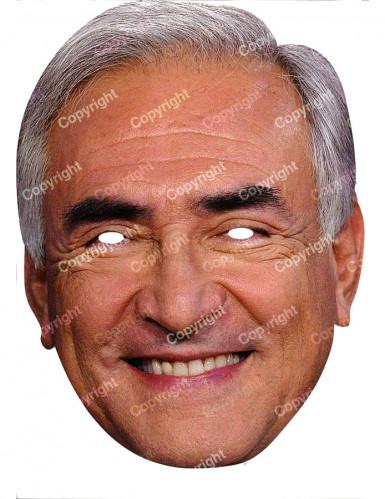 Masker van Dominique Strauss Kahn