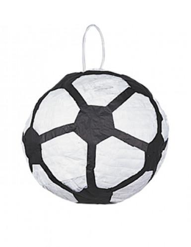 Piñata in de vorm van een voetbal