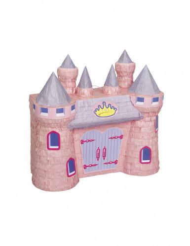 Piñata in de vorm van een prinsessenkasteel