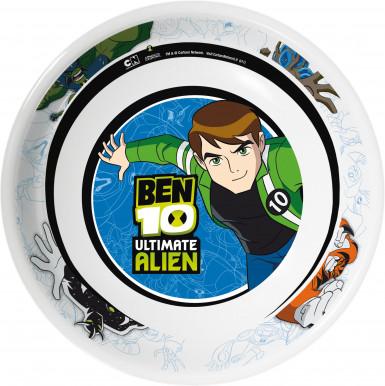 Diep bord in melamine met Ben Ten™