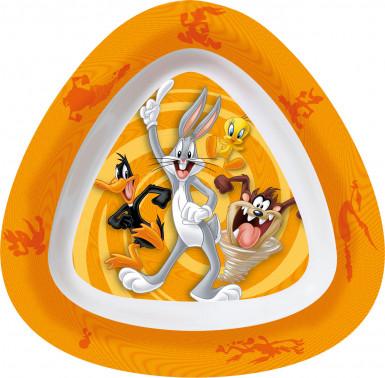 Diep bord in melamine met Looney Tunes™