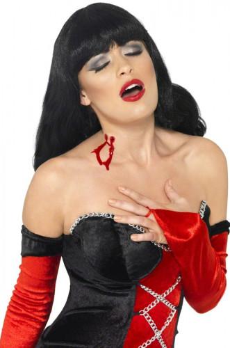 Schmink voor vampierenbeet voor volwassenen