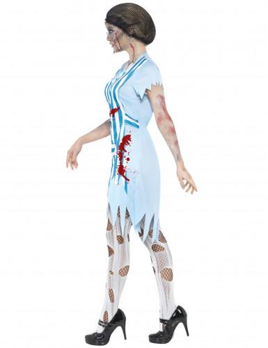 Zombiekokskostuum voor volwassenen (Halloween)-1