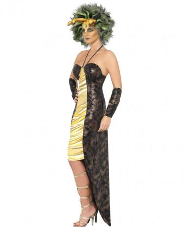 Halloweenkostuum van de koningin van de zee voor vrouwen-2