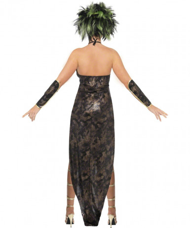 Halloweenkostuum van de koningin van de zee voor vrouwen-1