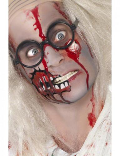 Zombiemake-up voor volwassenen Halloween