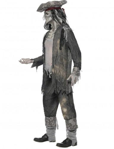 Spook piraten kostuum voor mannen Halloween-1