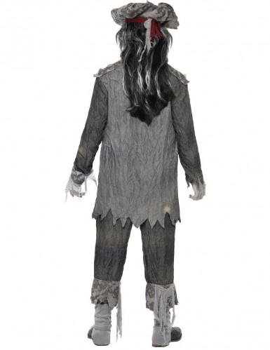 Spook piraten kostuum voor mannen Halloween-2