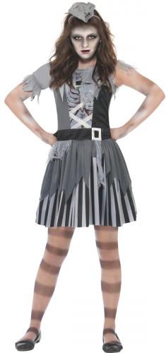 Halloweenvermomming als spookpiraat voor meisjes